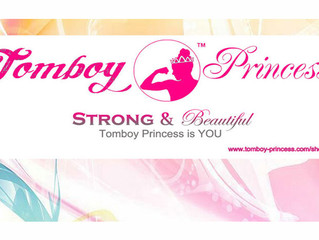 How to be a Tomboy Princess - Hint - Read This!