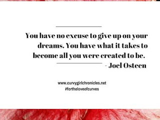 Love Affirmation - You have No Excuse to Give Up on Your Dreams - Find Out Why