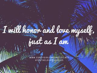 Love Affirmation - I Honor Myself - Day 2