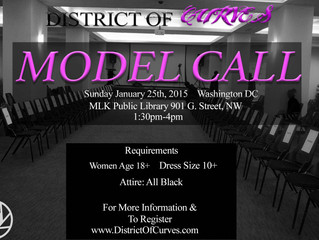 Model Mondays With The Curves Ahead Project