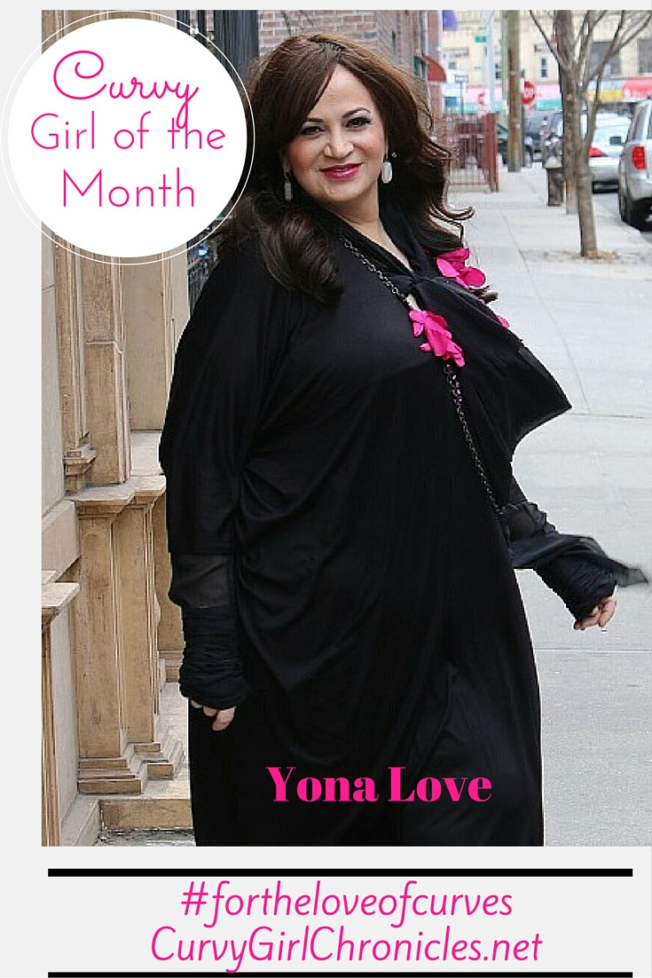 Yona Love Curvy Girl Chronicles Curvy Girl of the Month