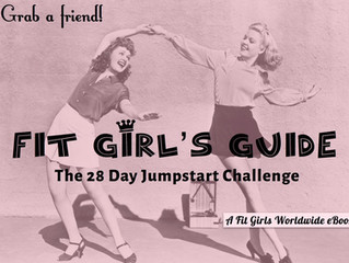 Wanna' Get Fit With Me? Fit Girls Guide - Week 1 Recap