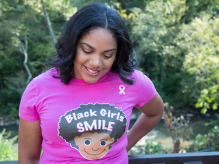 Mental Health, Suicide & Black Pain, A Podcast with Lauren Carson, Founder of Black Girls Smile