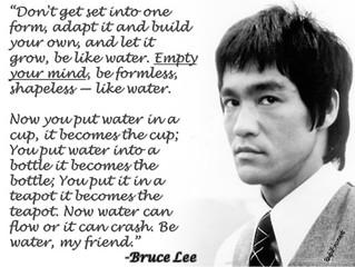 Meme Monday Motivation - Don't settle on one Form, Adapt, Build, Grow