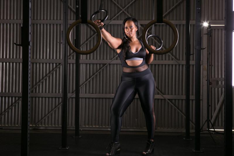 Just Curves ONEdersuit Plus Size Activewear