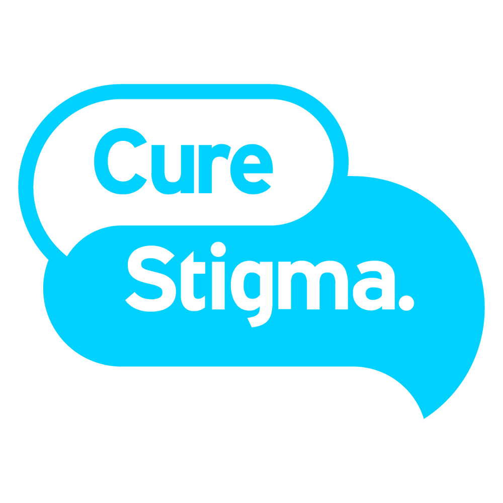 Cure Stigma Mental Health Awareness
