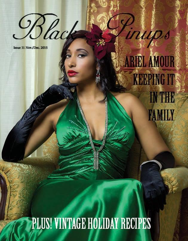 Black Pin Up Magazine Issue 11