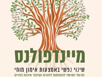 המלצה על ספר חדש - מיינדפולנס מאת אסף פדרמן