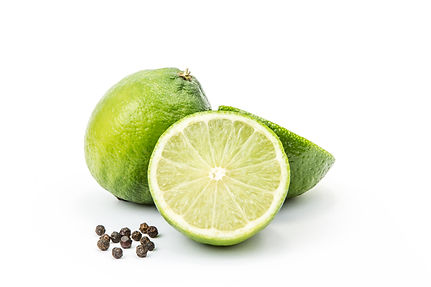 limes with peppercorns .jpg