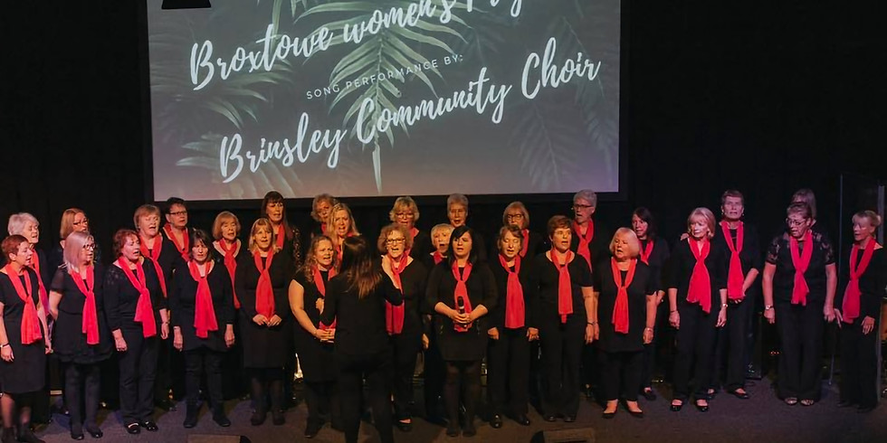 Brinsley Community Choir in Concert