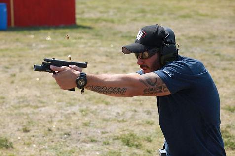 Gun Training at Top Shot Miami