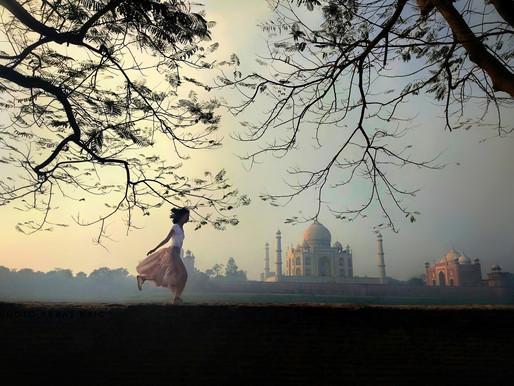 10 mind blowing photos of Taj Mahal by Abbas Baig