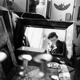 1950s to 80s, early selfies by the mysterious street photographer Vivian Maier