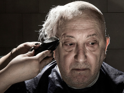 """""""How I beat cancer"""" self portraits by Russian photographer Evgeny Stetsko"""