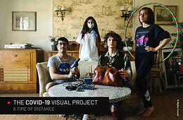 International open call of Photostory to be part of The COVID-19 Visual Project