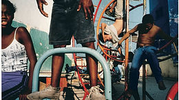 """Exhibition walk with Alex Webb on """"The suffering of light"""""""