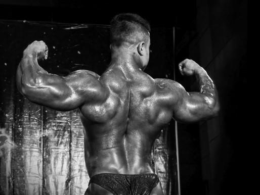 Mr. Bangladesh : Story on bodybuilding contest by Saiful Amin Kazal