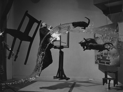 Philippe Halsman – The Visionary Who Re-defined Portrait Photography