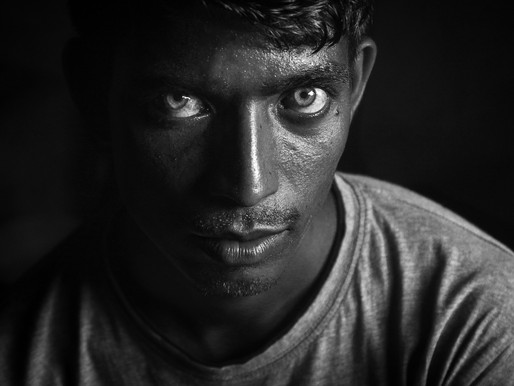 """""""The eyestalk about the person's life"""" - Joy K Roy, a passionate Bangladeshi Photographer"""