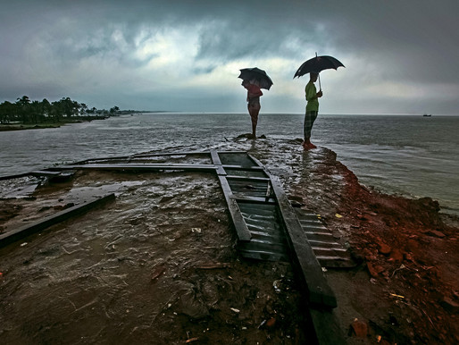 Carbon Tears: visual documentation on climate change in Bangladesh