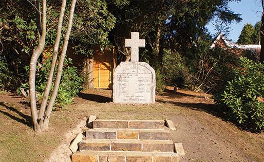 Fairwarp Christ Church - WW1 War Memorials