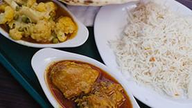 Indian Frozen meals