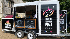 Twisted Toppings Pizza