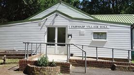 Fairwarp Village Hall - COVID19 August Update
