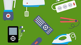 Small Electricals - Kerbside Recycling
