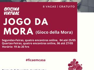 Oficinas Online Gratuitas | Cultura Italiana