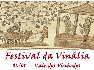 Festival da Vinália | Vale dos Vinhedos será dia 06/01.