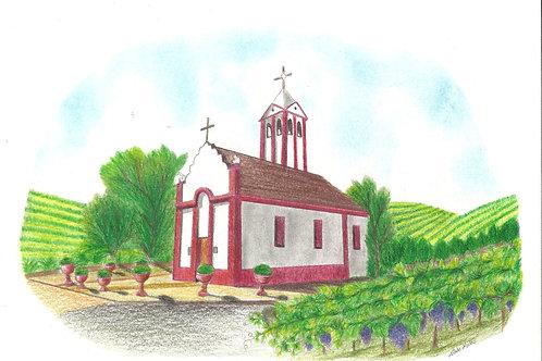 Passeio Cultural Igreja do Vinho