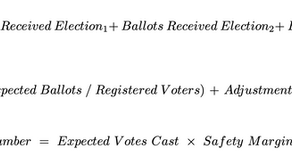 Calculating a Win Number for a Special Election