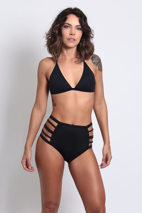 Strappy Hot Pant Set