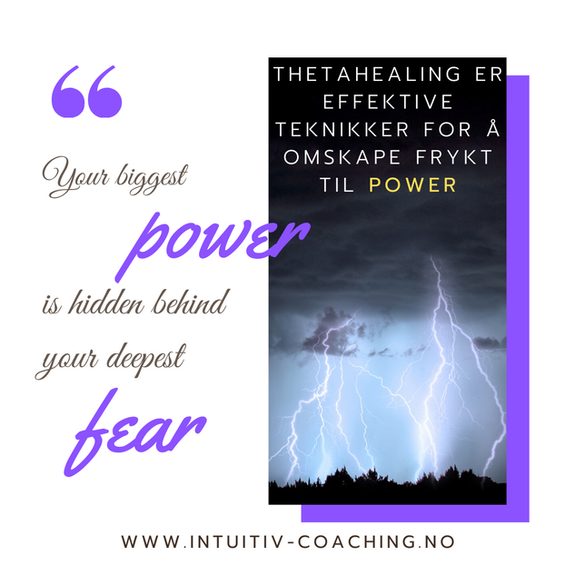 Your biggest power