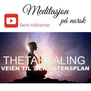 Meditasjon link til youtube