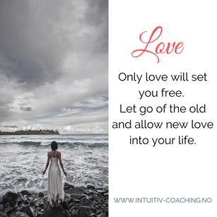 Love set you free