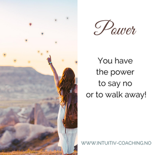 Power to say no