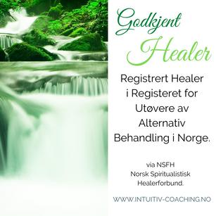 Godkjent healer