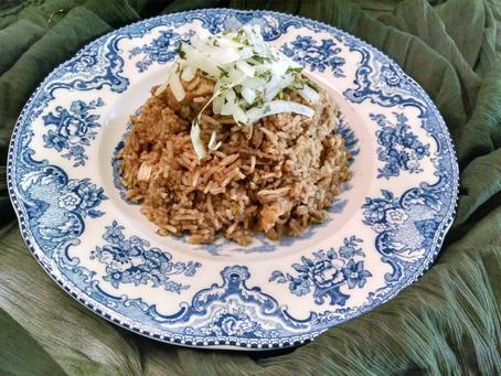 Mum's Classic Chicken Pulao