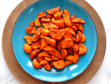 Jiji's New Sweet Potato Chips
