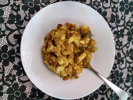Mum's Favorite Potato Curry