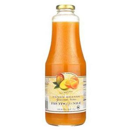 Fruits of the Nile Mango Orange Nectar