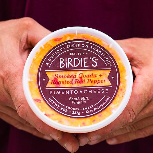 Birdie's Pimento Cheese Smoked Gouda & Roasted Red Pepper 8 oz