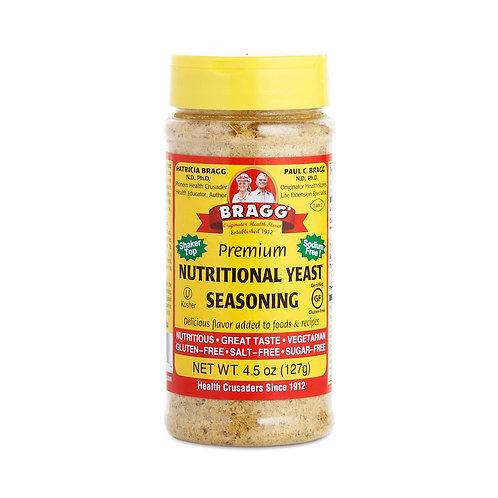 Nutritional Yeast Premium (Organic) - 4.5 Oz