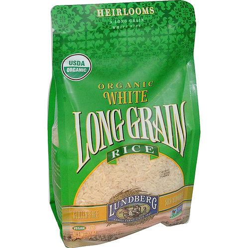 Organic Long Grain White Rice - 32 oz