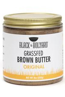 Black & Bolyard Original Grassfed Brown Butter 8 oz