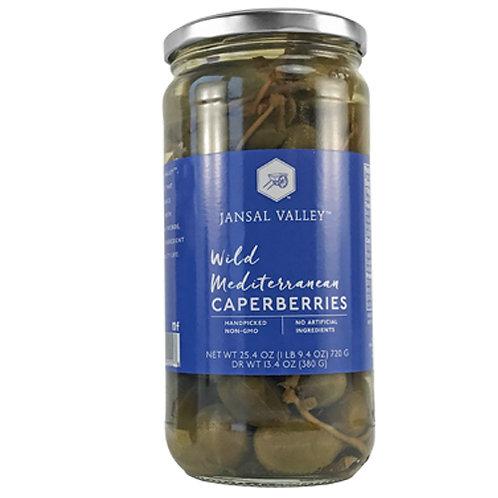 Wild Mediterranean Caperberries