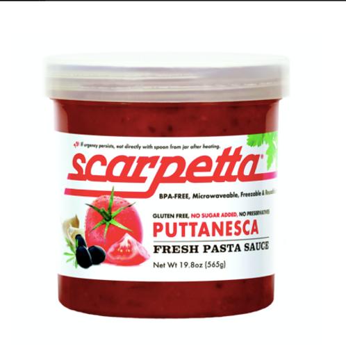 Scarpetta Fresh Puttanesca Pasta Sauce