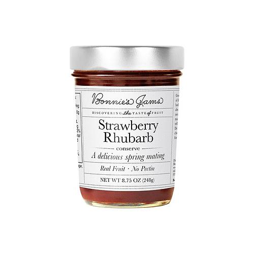 Bonnie's Jams - Strawberry Rhubarb